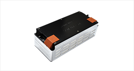 Battery module for PHEV