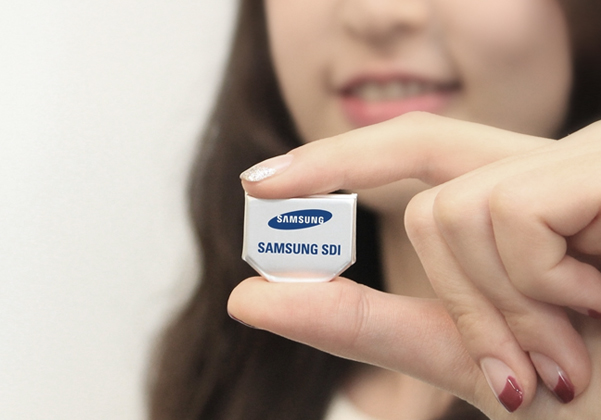 Samsung SDI Flexible Battery